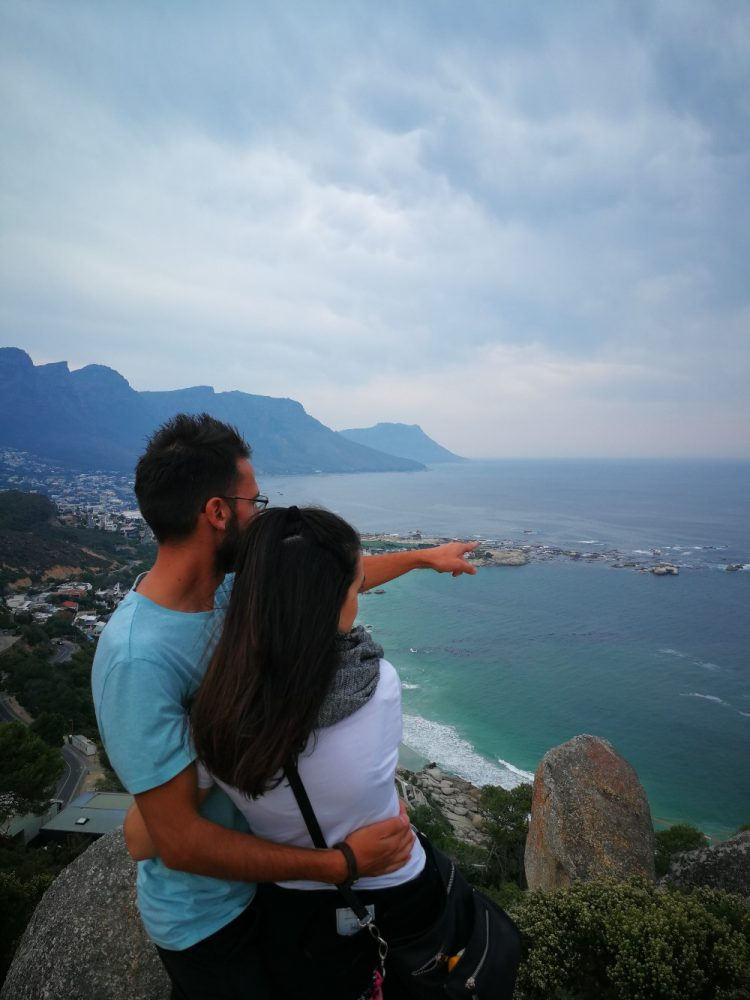 Cape Town Views- Secret Spot- The Little Guru Travel Photography.