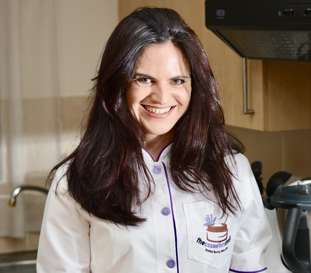 The Cosmetic Chef- The Little Guru  the cosmetic chef experience with Conny Oberrauter