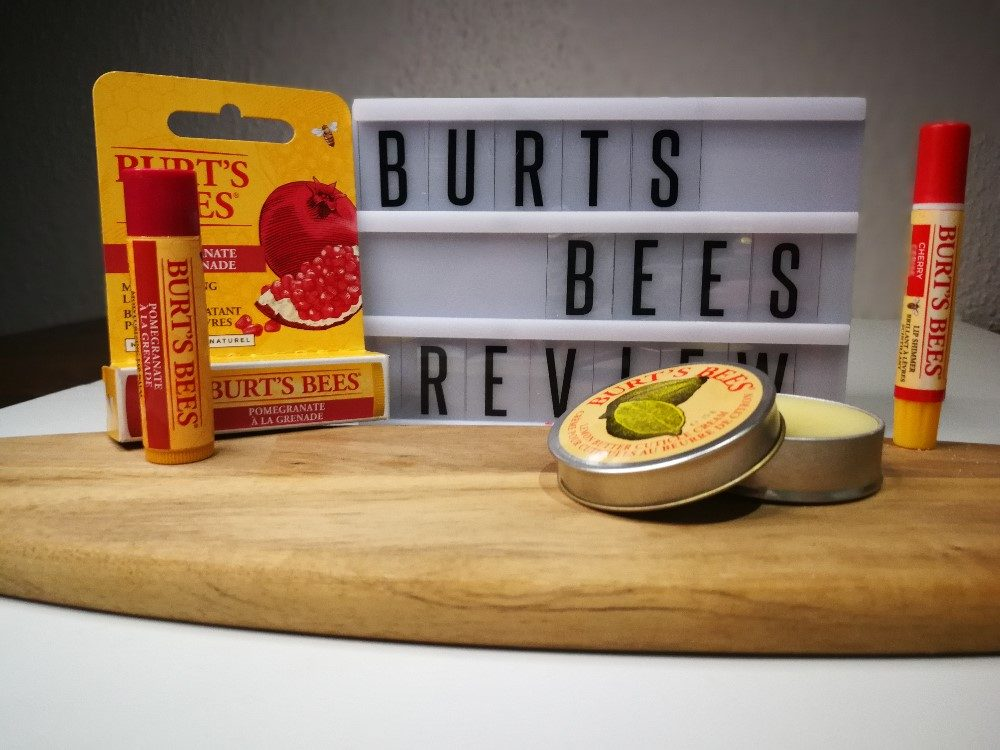 The Little Guru Review- Be a force of Nature with Burts Bees
