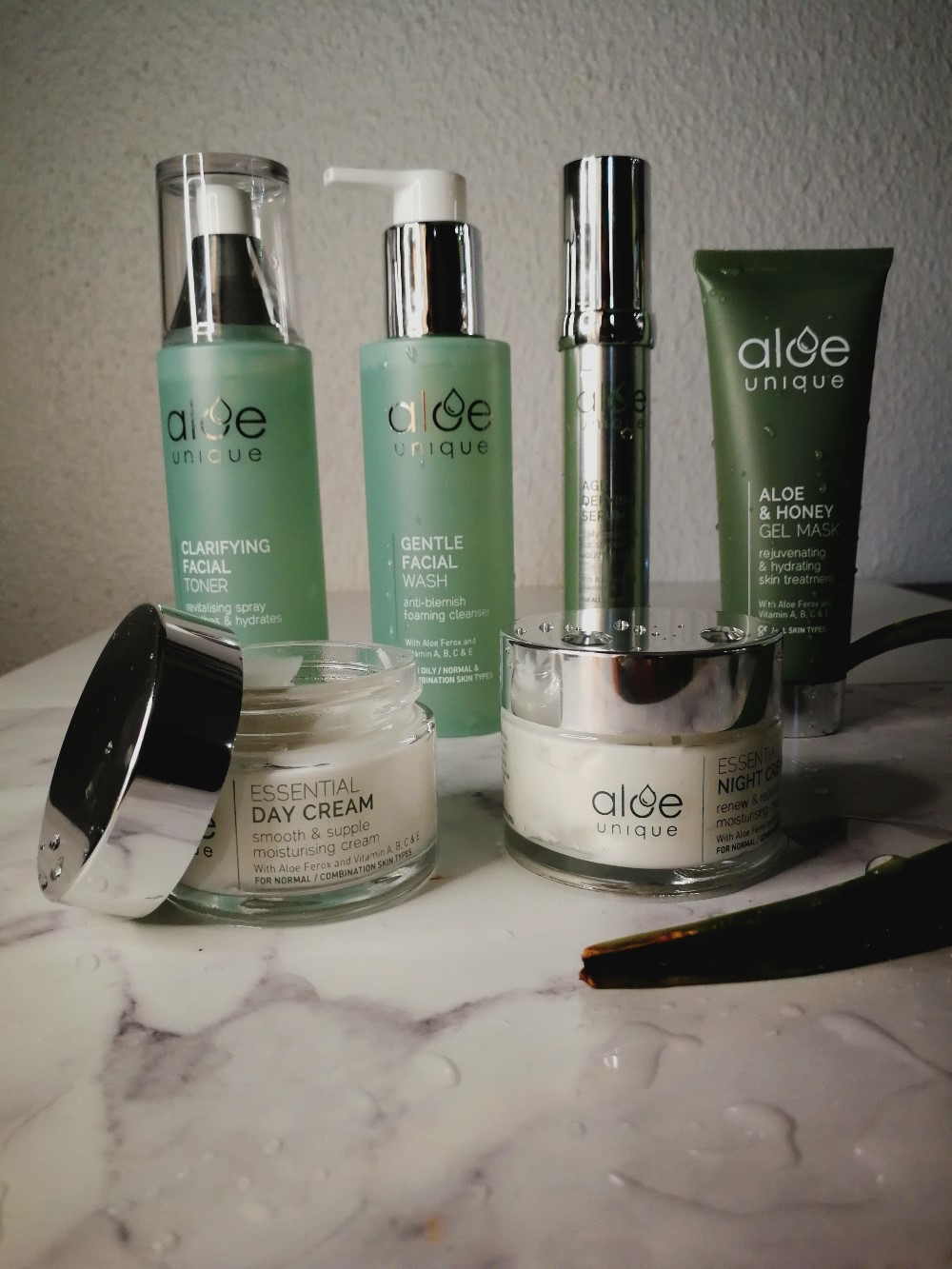 Aloe Unique Range in Review