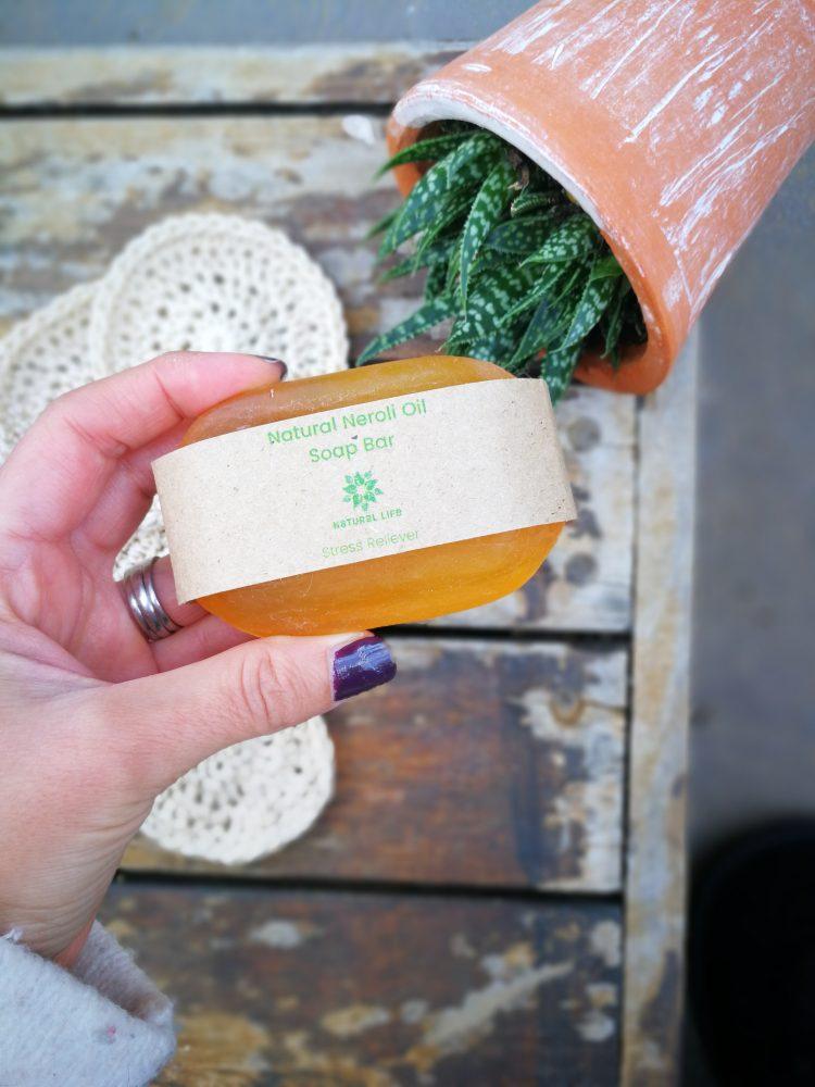 Neroli Soap Image by Nicole- TLG Blog