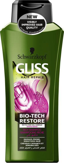 Gliss Shampoo- tlg blog